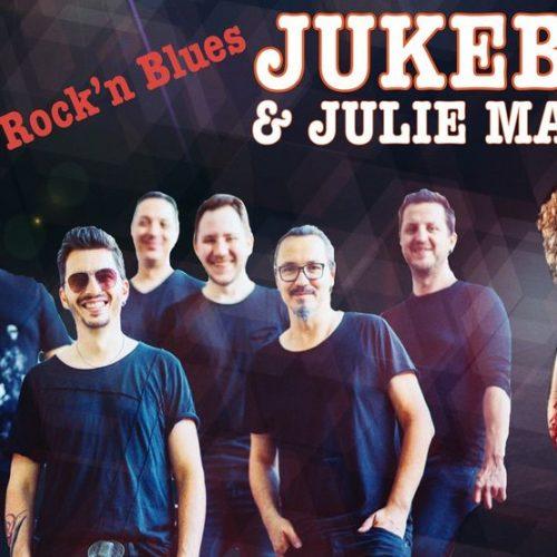 JUKEBOX & Julie Mayaya. Rock'n Blues @ The PUB Universitatii