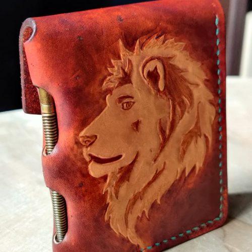 Video/Robert Mirea. R Made Leather. Portofele